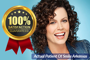 satisfaction guarantee at smile arkansas