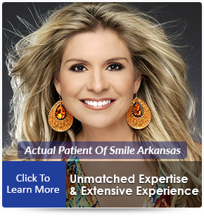 best cosmetic dentist in little rock arkansas